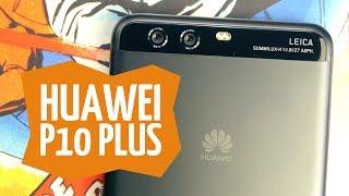 видео Мощный смартфон Huawei P20 Pro с хорошей камерой Leica