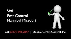 Pest Control Hannibal Missouri