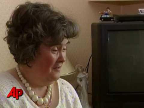 Susan Boyle: an Unlikely Singing Sensation