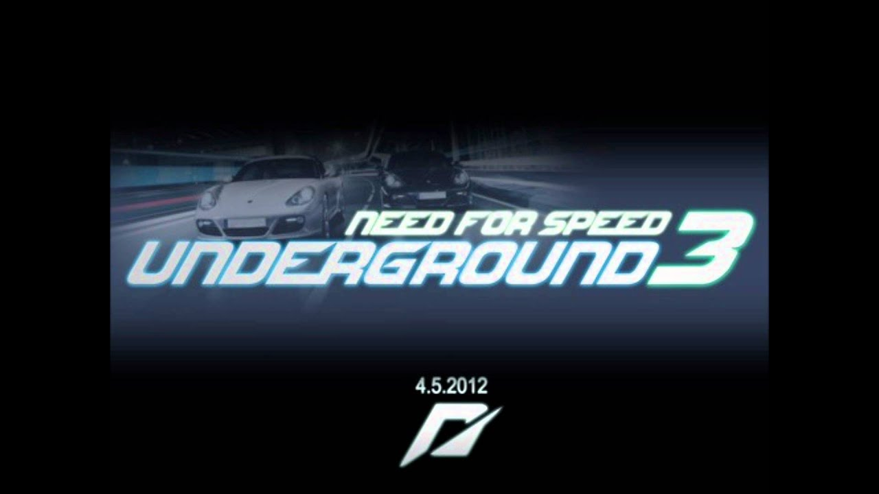 Need For Speed Underground 3 OST 2 The Prodigy