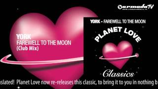 York - Farewell To The Moon (Club Mix)