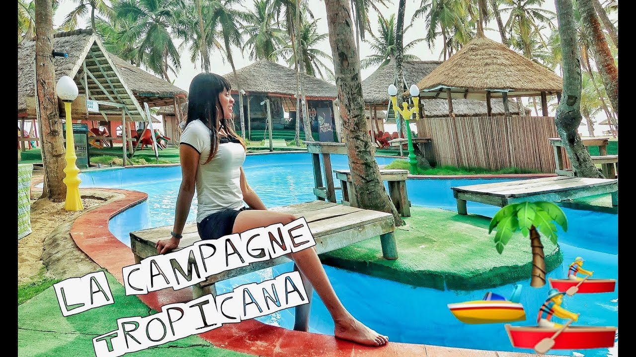 Image result for La campagne Tropicana beach, lagos