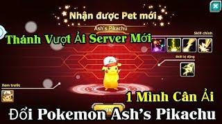 Đổi Ash's Pikachu Về Đội Acc Server Mới S456 1 Mình Cân Ải Nhiệm Vụ Chính Max Bá : Game Theory