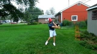 Golf Swing- Straight 9/5/11 60fps