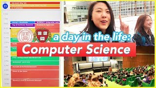 👩🏻💻A Day in the Life of a Computer Science Student (Harvard WECode 2019)   Katie Tracy