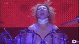 X JAPAN - ART OF LIFE (JAPAN TOUR 2015 in NAGOYA) HD 1080P