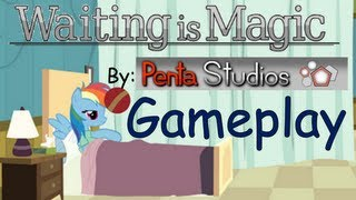 Waiting is Magic - My Little Pony Gameplay