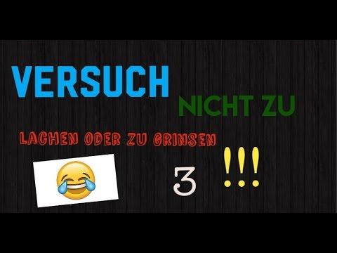 Versuch nicht zu Lachen oder zu Grinsen 3 !!! | Video TV TV