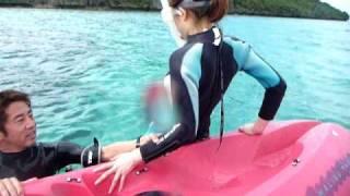ウェットスーツ 着用で日焼け・クラゲも怖くない?浮力もあるので安心安...