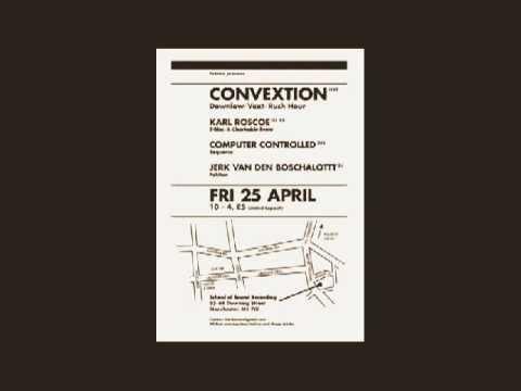 Convextion LIVE @ Faktion