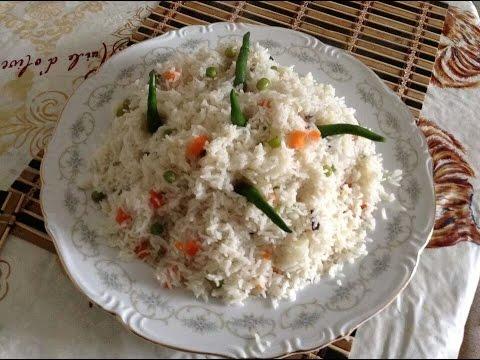 How to make bangladeshi plain rice pulao youtube how to make bangladeshi plain rice pulao forumfinder Choice Image