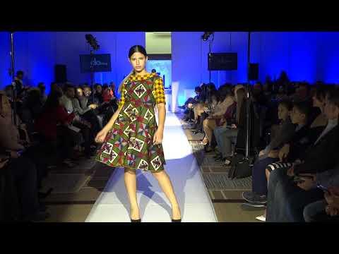 New Jersey Fashion Week 2019_Ocloo Clothing du Togo