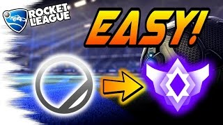 2 EASY Rocket League TRICKS THAT WILL MAKE YOU BETTER! - Rocket League Tips for Aerials/Freestyles)