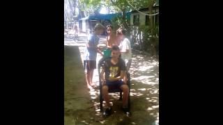 Chapuzón camping barraquetes