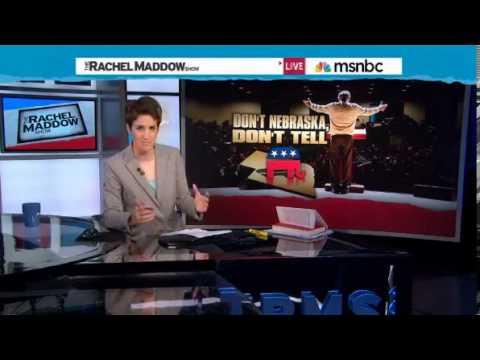 Rachel Maddow Discusses Ron Paul