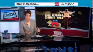 Rachel Maddow Discusses Ron Paul