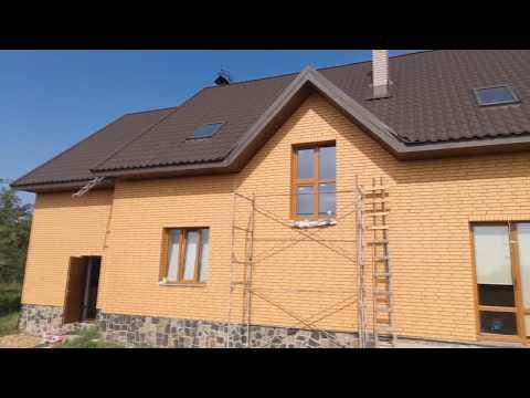 видео: Подшивка свесов крыши 2 часть