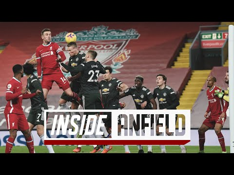 Inside Anfield: Liverpool 0-0 Man Utd | Behind-the-scenes from the Reds' goalless draw