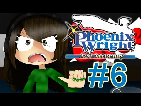 Phoenix Wright: Ace Attorney (Esp) -Parte 6- ¿¡Mia!?