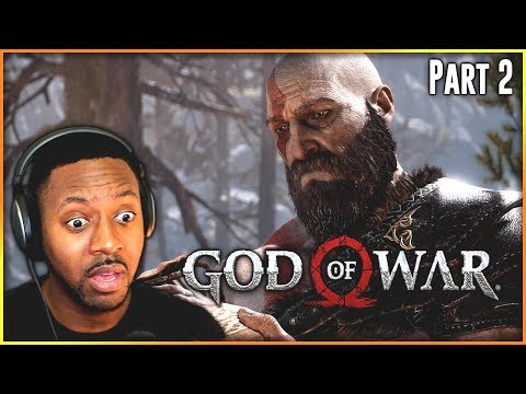God of War Gameplay Ep 2 ∙ The Stranger Reaction [Second Boss Fight] | GOW 4 Walkthrough
