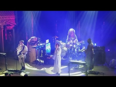 The Naked And Famous - 10-31-16 - [Full Show] - Ogden Theatre - Colorado - HD