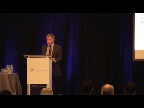 LES 2016 Americas - Stephen Ciesinski, SRI International Keynote: Co-creating Your Future