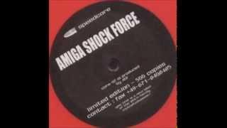 Amiga Shock Force E.P. - Speedcore 02 - A1 Untitled