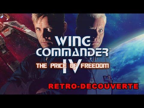 Retro découverte - Wing Commander 4