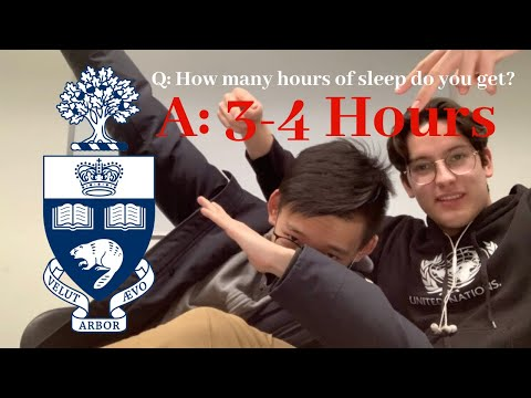 UNIVERSITY OF TORONTO STUDENTS ANSWER EVERYTHING ABOUT U OF T