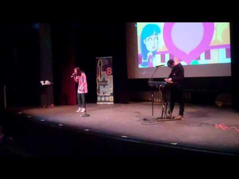 Mi Famiya - Sarah Aroeste live in Atlanta