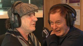 AC/DC talk new album Rock or Bust