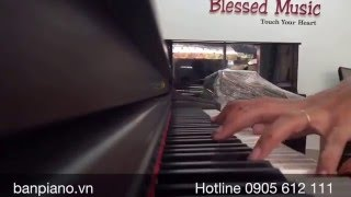 Đàn Piano Kawai CN-21 | Song: Jesus We Enthrone You | Blessed Music | 0905 612 111 - Thiện Phục