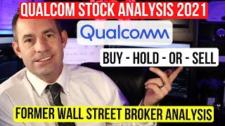 Qualcomm Stock Analysis - Buy Hold or Sell - QCOM Stock Analysis – 5G Stock - BUY THE DIP ??