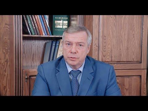 Губернатор Дона озвучил план выхода экономики и социальной сферы из ограничений