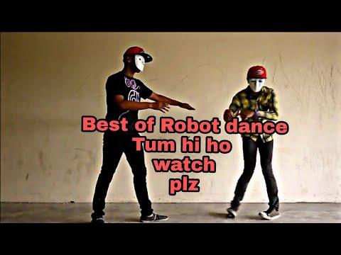 Tum Hi Ho Song On Robotics Dance Performance Youtube