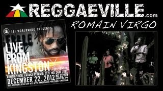 Romain Virgo - I Know Better [Acoustic] @ Live From Kingston 12/22/2012
