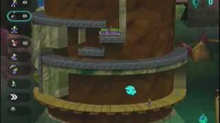 Lemmings Revolution Level 8-6
