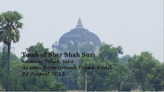 Mausoleum of Sher Shah Suri, Sasaram Video