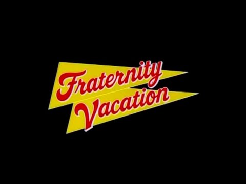 Fraternity Vacation 1985