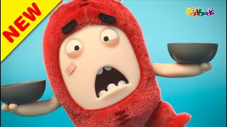 Oddbods | New | CHALLENGING THE ODDS | Funny Cartoons For Kids