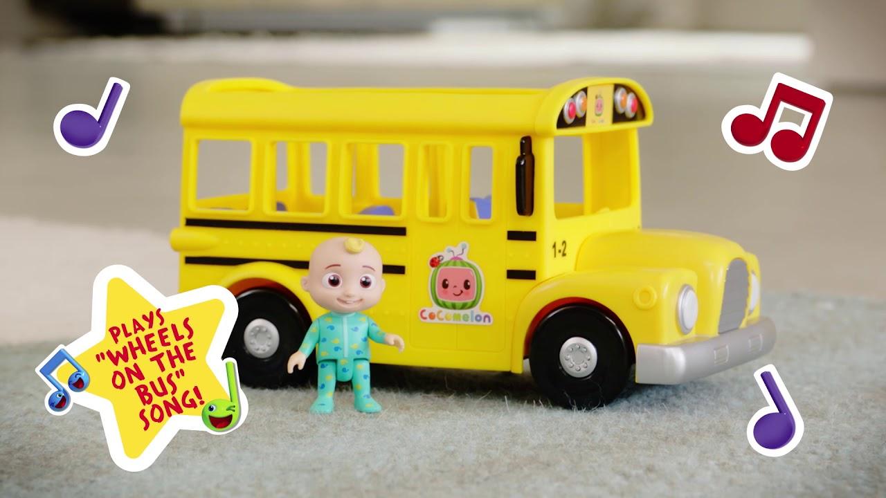 CoComelon Yellow School Bus TVC
