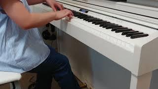 【ピアノソロ】この道を/小田和正