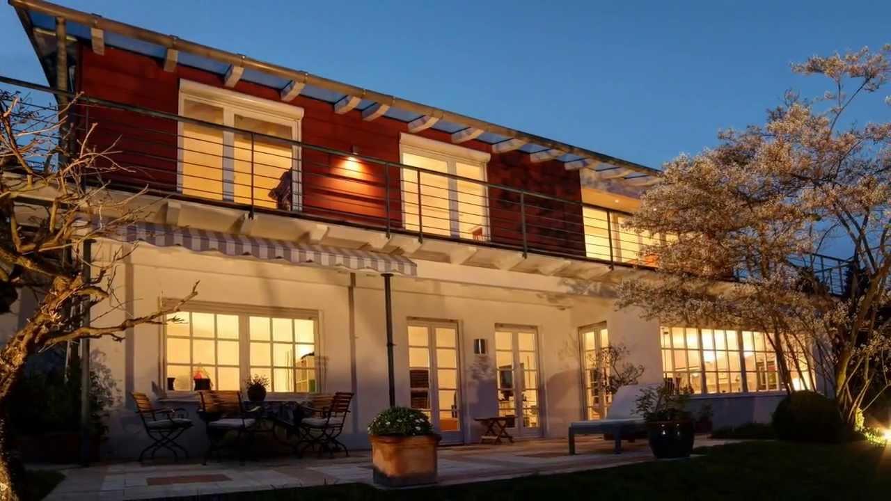 eine villa am starnberger see verkaufsvideo des objektes youtube. Black Bedroom Furniture Sets. Home Design Ideas