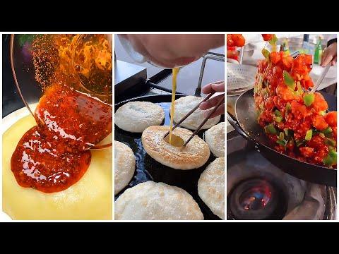 Oddly Satisfying Ninja Cooking Skills P(12) ?? Tik Tok China ? Great Asian Ninja Skills