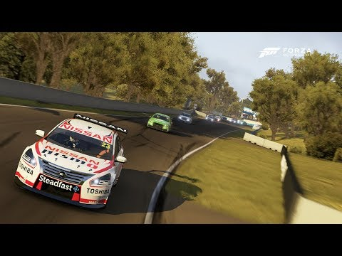 eSports Live! Supercars Forza Challenge from Bathurst - All