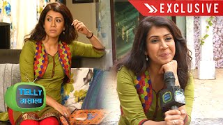 Ankita Bhargava Talks About Her New Show Vidya | Exclusive | On Location