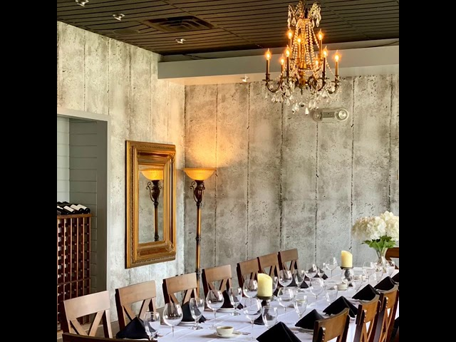 Private Dining Room at Malbec Grill
