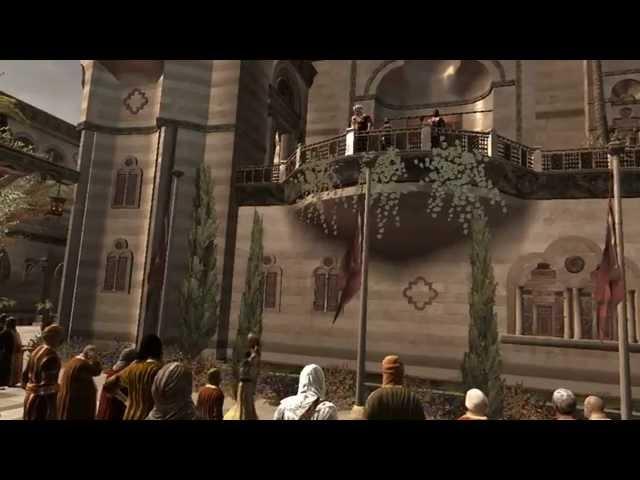 Assassin's Creed 10: Na hora da morte,até gordo corre