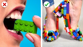 Repurpose Old TOYS: Fun Ways to Reuse LEGO , TOYS and More by Crafty Panda