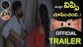 Indhavi Movie Official Trailer || Nandhu || #IndhaviMovie || Telugu Latest Movie 2018 || NSE